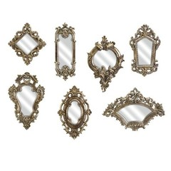 Buy IMAX Worldwide Loletta Victorian Inspired Mirrors (Set of 7) on sale online