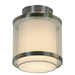 Buy Trend Lighting Lux Small Flush Mount Ceiling Light on sale online