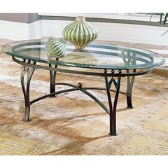 Buy Steve Silver Madrid 48x28 Cocktail Table in Bronze on sale online