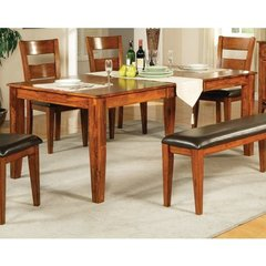 Buy Steve Silver Mango 60x42 Dining Table on sale online