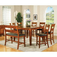 Buy Steve Silver Mango 8 Piece 54x36 Counter Height Set on sale online