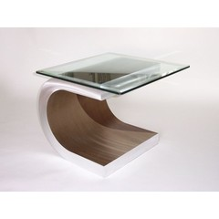 Buy NOVA Lighting Meandering 20 Inch Square End Table on sale online