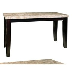 Buy Steve Silver Monarch 48x18 Sofa Table in Black on sale online
