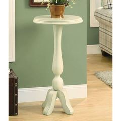 Buy Monarch Specialties 16x16 Round Accent Table on sale online