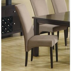 Buy Monarch Specialties Dining Chair in Tan (Set of 2) on sale online