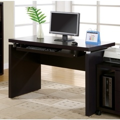 Buy Monarch Specialties 48 Inch Computer Desk in Cappuccino on sale online