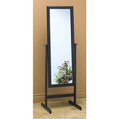 Buy Monarch Specialties Cheval Mirror in Cappuccino on sale online