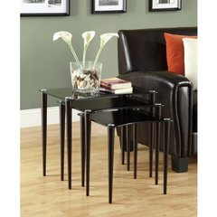 Buy Monarch Specialties Nesting Tables (Set of 3) on sale online