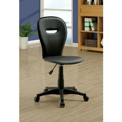 Buy Monarch Specialties Office Chair in Black w/ Open Back on sale online