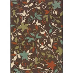 Buy Oriental Weavers Sphinx Montego Casual Brown Rug - MON-967X6 on sale online