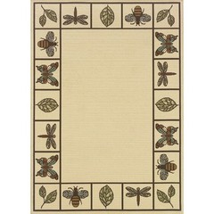 Buy Montego Casual Ivory Rug - MON-2266W on sale online