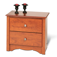 Buy Prepac Monterey 2 Drawer Nightstand on sale online