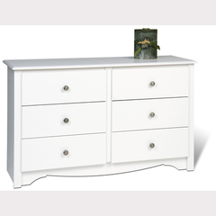 Buy Prepac Monterey Condo/Youth Size 6 Drawer Dresser on sale online