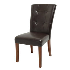 Buy Steve Silver Montibello 39 Inch Back Height Parson Side Chair on sale online
