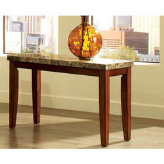 Buy Steve Silver Montibello 48x18 Sofa Table in Cherry on sale online