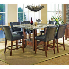 Buy Steve Silver Montibello 7 Piece 48x48 Counter Height Set on sale online
