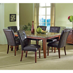 Steve Silver Montibello 7-Piece Dining Room Set – For a Comfortable Dining Space!
