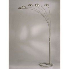 Buy NOVA Lighting Mushroom 5-Light Arc Lamp on sale online