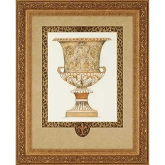 Buy Paragon Neutral Urn Sketch III 35x44 Framed Wall Art  on sale online