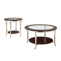 Buy Steve Silver Norton 2 Piece Occasional Table Set on sale online