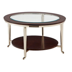 Buy Steve Silver Norton 35 Inch Round Cocktail Table on sale online