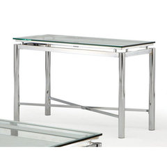 Buy Steve Silver Nova 48x18 Sofa Table on sale online