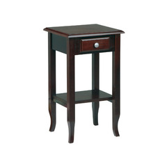 Buy Office Star 17x16 Phone Stand in Merlot on sale online