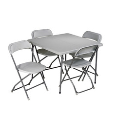 Buy Office Star 5 Piece Folding Outdoor Dining Set on sale online