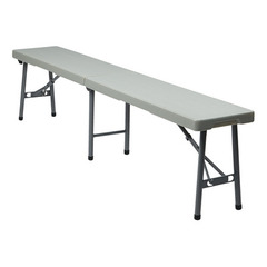 Buy Office Star 6 ft Fold in Half Bench on sale online
