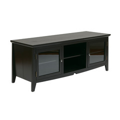 Buy Office Star 60x20 TV Stand in Black on sale online