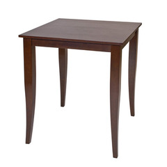 Buy Office Star Jamestown Square 35x35 Pub Table in Espresso on sale online