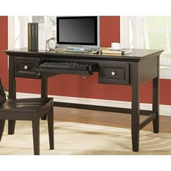 Buy Steve Silver Steve Silver Oslo 54x28 Writing Desk in Black on sale online