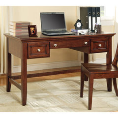 Buy Steve Silver Oslo 54x28 Writing Desk in Cherry on sale online