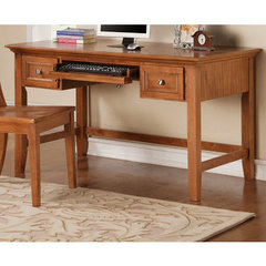 Buy Steve Silver Steve Silver Oslo 54x28 Writing Desk in Oak on sale online