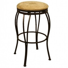 Buy American Heritage Padova 24 Inch Counter Height Stool in Coco on sale online