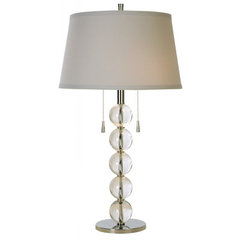 Buy Trend Lighting Pallaeh Crystal 30 Inch Table Lamp on sale online