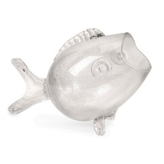 Buy IMAX Worldwide Peces Glass Fish Vase on sale online