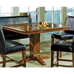 Buy Steve Silver Plato Sectional 48x48 Counter Height Table on sale online