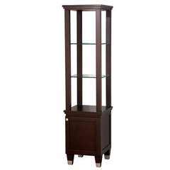 Buy Wyndham Collection Premiere Linen Tower on sale online