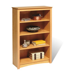 Buy Prepac 4-Shelf Bookcase on sale online