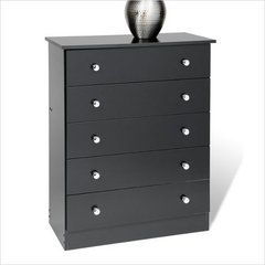 Buy Prepac 5 Drawer Chest on sale online