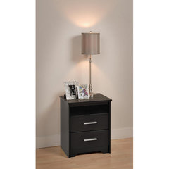 Buy Prepac Coal Harbor Tall Nightstand on sale online