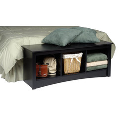 Buy Prepac Cubbie Wood Bench on sale online