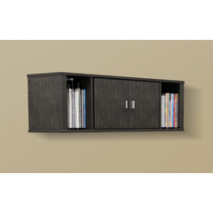 Buy Prepac Designer Floating Hutch in Washed Ebony on sale online