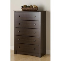 Buy Prepac Fremont 5 Drawer Chest on sale online