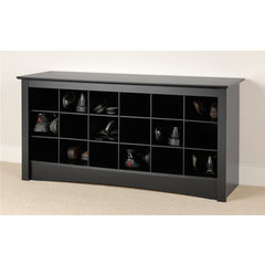 Buy Prepac Shoe Storage Cubbie Bench on sale online