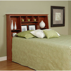 Buy Prepac Tall Double/Queen Bookcase Headboard on sale online