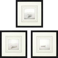 Buy Paragon Quiet Morning 20x20 Framed Wall Art (Set of 3) on sale online