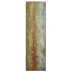 Buy Uttermost Red Clay 20x72 Canvas Art on sale online
