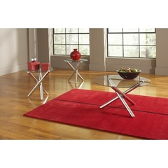 Buy Steve Silver Riviera 3 Piece Occasional Table Set on sale online